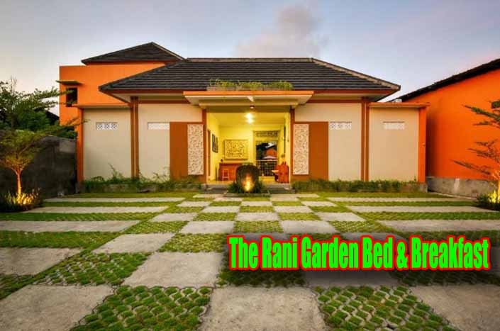 The Rani Garden Bed Breakfast Hotel Murah Di Denpasar