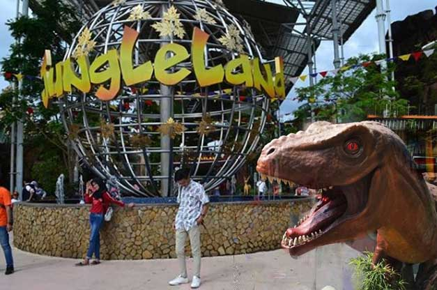 Jungle Land Adventure Theme Park Di Bogor